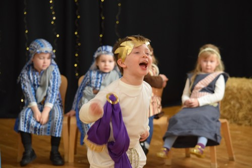 Primary Christmas Concert Filming 2020