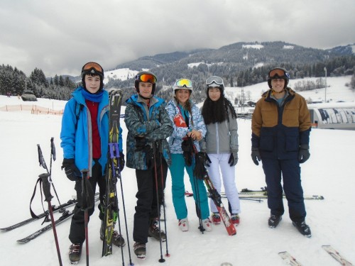 Sixth Form Ski Trip to Austria