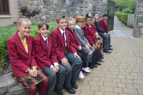 Roald Dahl's attendance at the Cathedral School officially marked
