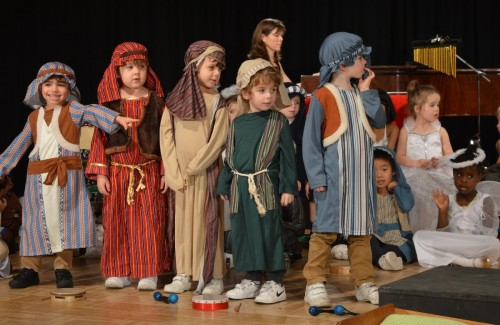 Nursery & Infant Christmas Concerts