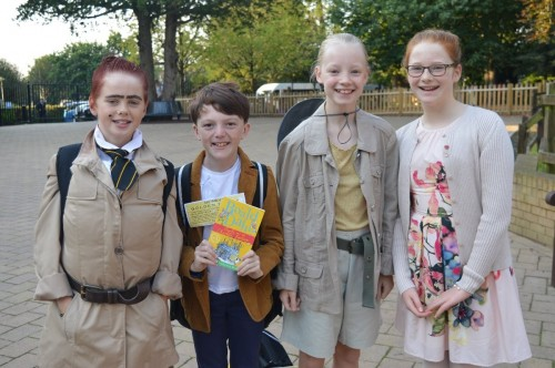 Roald Dahl Day Celebrations