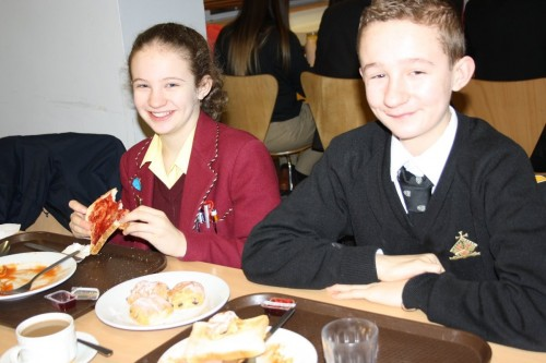 CSL Charity Breakfast for Teenage Cancer Trust