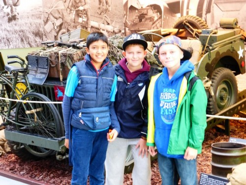 Year 6 Trip to Normandy
