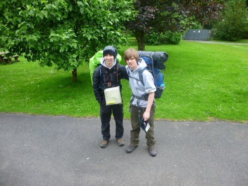 Gold DofE Practice Expedition