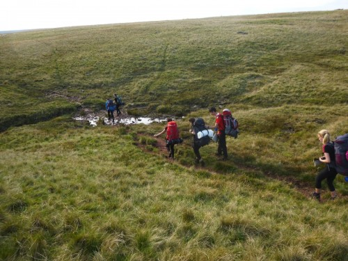 Gold DofE Qualifying Expedition