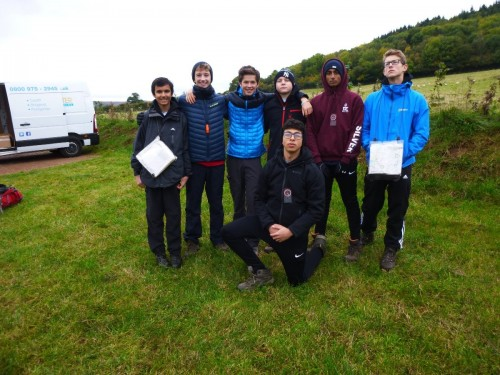 DofE Silver Practice Expedition