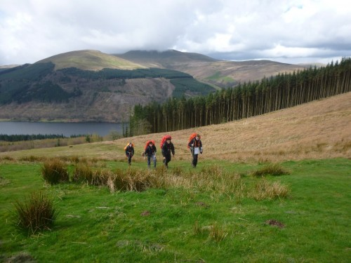 DofE Silver Qualifying Expedition