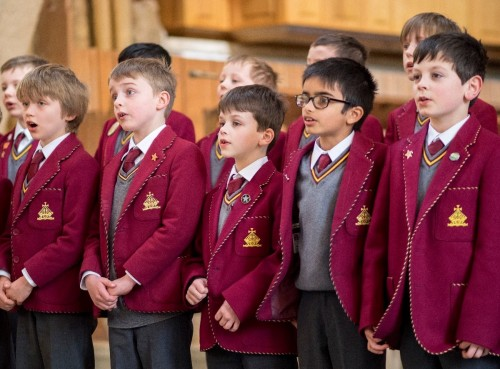 Junior Lunchtime Choral Concert in Llandaff Cathedral