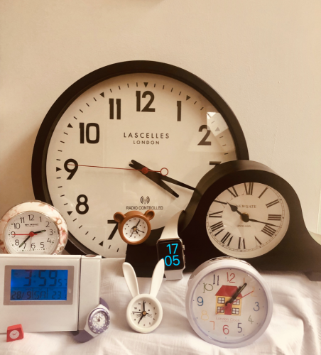 Imogen L - Time