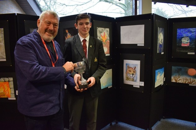 House Fine Art Competition