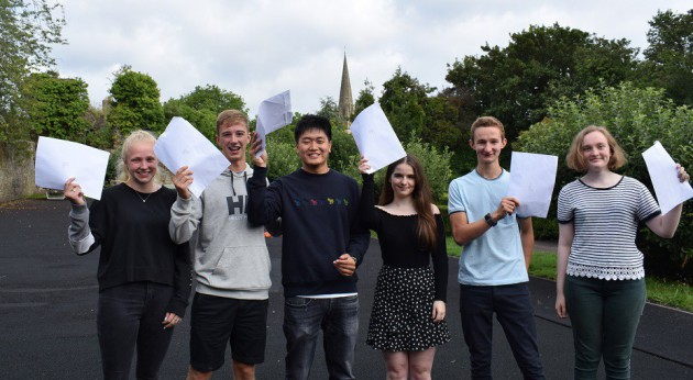 Cathedral School secures excellence at A Level once again