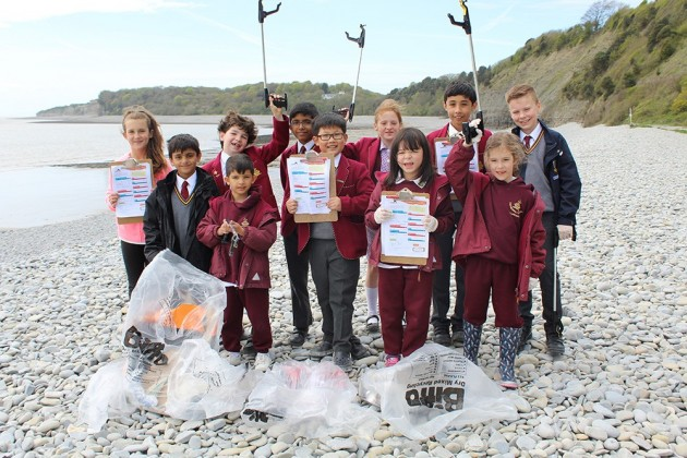 CSL Beach Litter Pick: Working towards a sustainable future