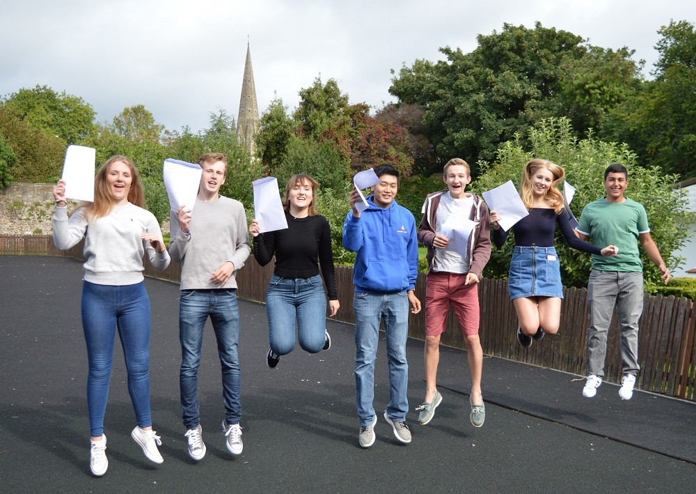 Exceptional GCSE success for Cathedral School in new, more challenging qualifications