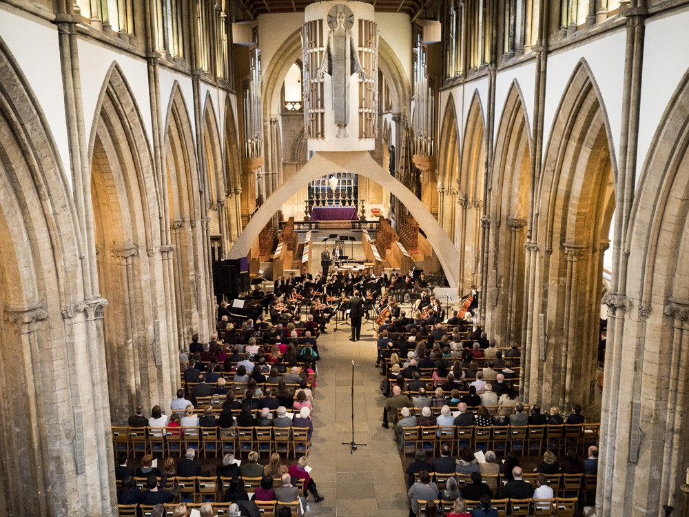 Lent Term Choral and Orchestral Concert 2017