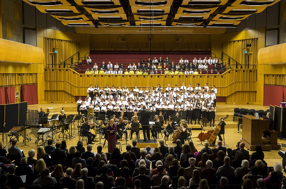 St Cecilia's Day Concert Review